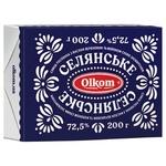 Смесь растительное Olkom с маслом сливочным и молоком сухим обезжиренным 72,5% 200г