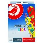 Auchan Children's Plaster with Drawing 20pcs