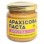 Master Bob Crunch Sweet Peanut Butter 200g