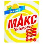 Порошок универсальный Макс лимон 350г - купить, цены на МегаМаркет - фото 2