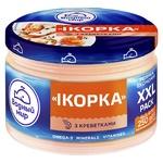 Vodnyi mir with shrimp capelin caviar 250g