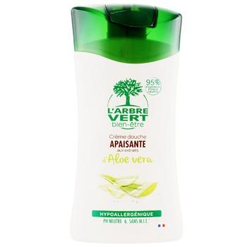 L'arbre Vert Aloe Vera Shower Gel 250ml