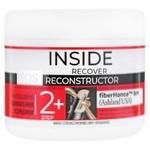 Маска Cleanness+ Inside Recover Reconstructor для ломких поврежденных волос 490мл