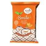 Зефір Жако Smile з апельсиновою начинкою в глазурі 215г