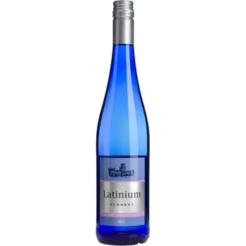 Вино Latinium Liebfraumilch біле напівсолодке 9,5% 0,75л - купити, ціни на CітіМаркет - фото 1