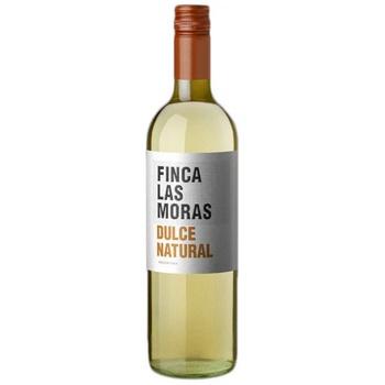 Вино Finca Las Moras Blanco Dulce белое сладкое 10% 0,75л - купить, цены на Восторг - фото 1