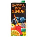 Вино Don Simon Sangria червоне солодке 7% 1л