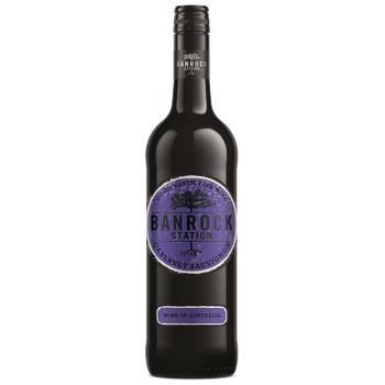 Вино Banrock Station Каберне совіньон червоне сухе 13,5% 0,75л