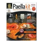 Набір Carmencita Paella kit з морепродуктами на 2 порції 255г