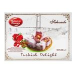 Turkish delight Malatya pazari pomegranate 200g in a box