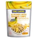 Tong Garden almond with banana chips 35g