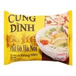 Вермішель рисова Micoem Cung Dinh з куркою швидкого приготування 68г