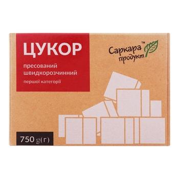 Сахар Саркара продукт прессованный 750г - купить, цены на Novus - фото 1