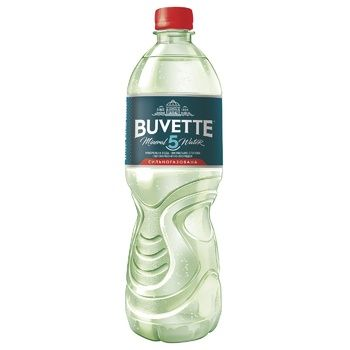 Buvette N5 mineral water aerated 1.5l - buy, prices for Furshet - image 1