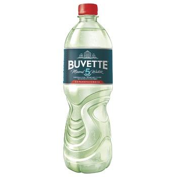 Вода Buvette N5 минеральная газированная 1.5л - купить, цены на Фуршет - фото 1