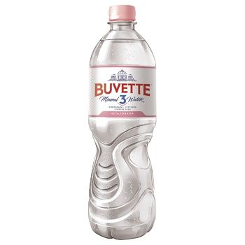 Buvette N3 mineral water not aerated 1.5l - buy, prices for Furshet - image 1