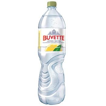 Buvette Mineral water lemon 1,5l - buy, prices for Furshet - image 1