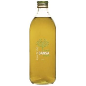 Олія Casa Rinaldi Sansa оливкова рафінована 1л - купити, ціни на МегаМаркет - фото 1