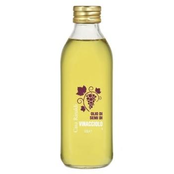 Масло Casa Rinaldi из виноградных косточек 500мл - купить, цены на Восторг - фото 1
