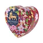 Чай чорний Richard Королівське серце ж/б 30г - купити, ціни на Метро - фото 2