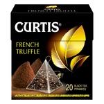 Чай черный Curtis French Truffle в пирамидках 20шт*1,8г