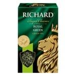 Чай зеленый Richard Royal Green 90г