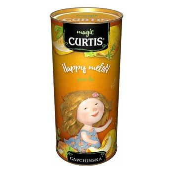 Curtis Happy Melon green tea 80g - buy, prices for MegaMarket - image 1