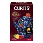 Чай черный Curtis Fantasy Berries 90г