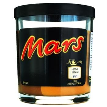 Паста шоколадная Mars 200г
