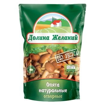 Dolina Zhelaniy Natural Honey Mushrooms 200g - buy, prices for Novus - image 1