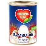 Рамбутан Tropic life в сиропе 580мл