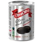 Маслини Diva Oliva без кісточки 432мл