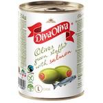 Diva Oliva Olives with Salmon 314ml