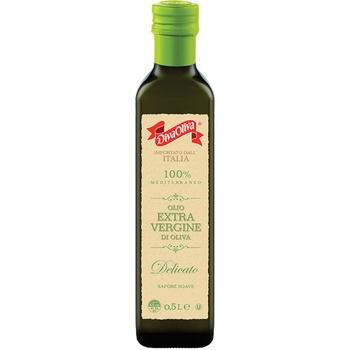 Масло Дива Олива оливковое экстра вирджин 500мл Италия - купить, цены на Фуршет - фото 1