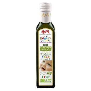 Масло оливковое Diva Oliva bio детское органическое 0,25л