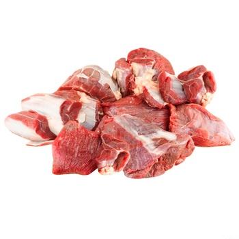 Гуляш говядины экстра - купить, цены на Ашан - фото 1