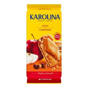 Roshen Karolina With Apple And Cinnamon Cookies 168g - buy, prices for EKO Market - photo 1