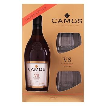 Коньяк Camus Elegance X.O. 30лет 40% 0.7л
