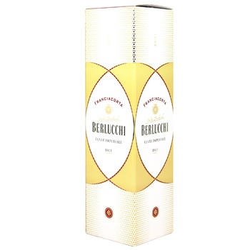 Berlucchi Brut Box White Brut Sparkling Wine 12,5% 0,75l - buy, prices for CityMarket - photo 1