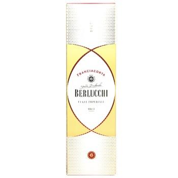 Berlucchi Brut Box White Brut Sparkling Wine 12,5% 0,75l - buy, prices for CityMarket - photo 2