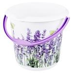 Keeper Deco Lavender Bucket 10l