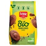 Мини-пирожные Dr.Schaer Madeleines BIO Choco шокоадные 150г