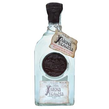 Hlibna Slioza Special vodka 40% 1l - buy, prices for Furshet - image 2