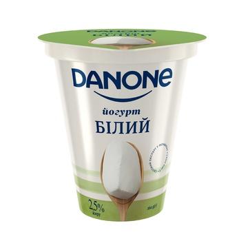 Йогурт Danone без наповнювача 2,5% 260г - купити, ціни на Ашан - фото 1