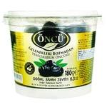 Оливки черные Oncu вяленые 180г