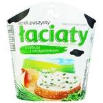 Крем-сир Laciaty з зеленою цибулею 58% 150г