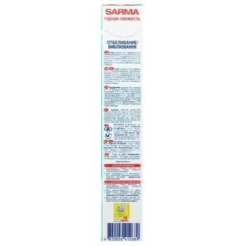 Пральний порошок Sarma Гірська свіжість для всіх типів прання 400г - купити, ціни на ЕКО Маркет - фото 3