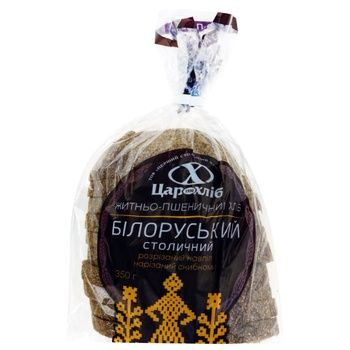 Bread Tsar hlib Belorussian 350g