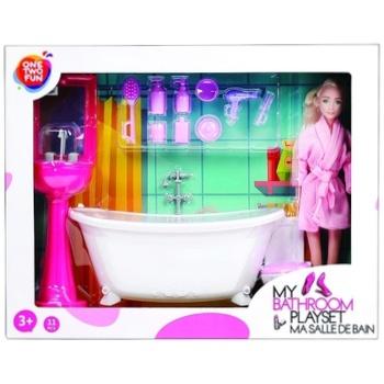 Набір One two fun Меблі для ляльки - купити, ціни на Ашан - фото 1