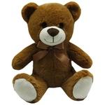 Мягкая игрушка One two fun Медведь сидячий 30см